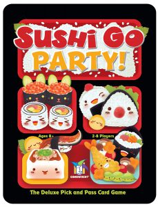 Partying On: Phil Walker-Harding Talks Sushi GoParty!