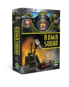 Fairway's Scorecard: BombSquad