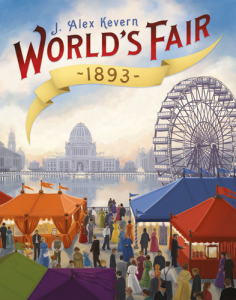 Fairway's Scorecard: World's Fair1893